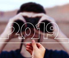 2019年のテーマ(目標)を振り返る。